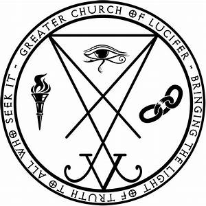 The Greater Church Of Lucifer. The Chalice & Sigil Of ...