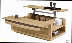 table basse bois moderne With table moderne en bois