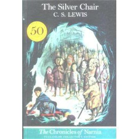 silver chair narnia reading comprehension questions and