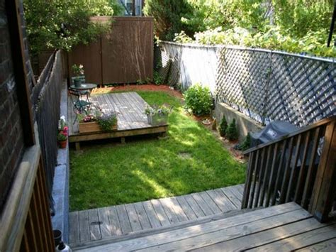 Tiny Backyard by 23 Small Backyard Ideas How To Make Them Look Spacious And