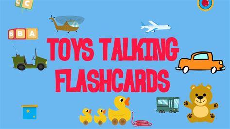 Toys Talking Flashcards Youtube