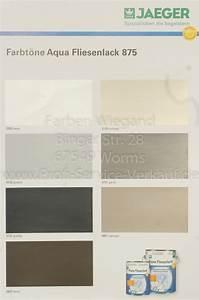 Jäger Aqua Fliesenlack : jaeger fliesenlack fliesenfarbe farben wiegand onlineshop ~ Watch28wear.com Haus und Dekorationen