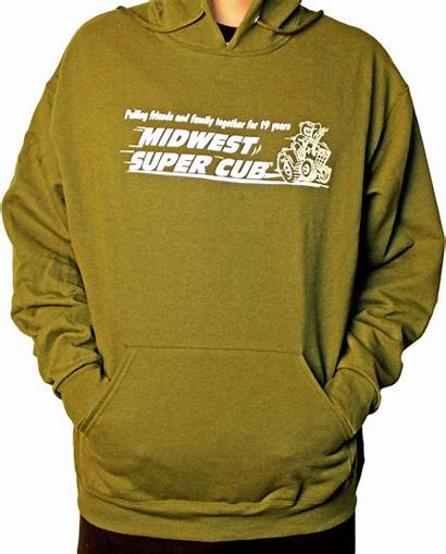 Sweatshirt Midwest Cub Mwsc