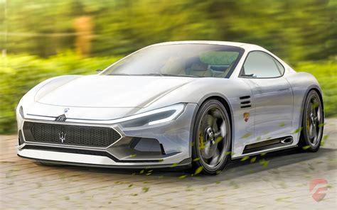 Maserati FRoma: la supercar che unisce il meglio dei due ...