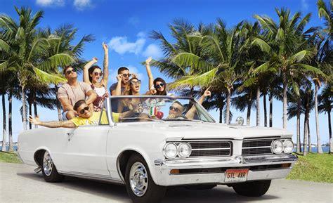 ratings jersey shore family vacation rises  week