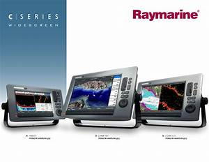 Download Free Pdf For Raymarine C Series C90w Gps Manual