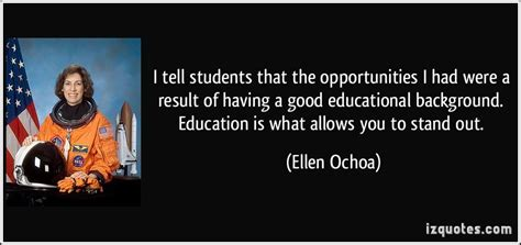 What Is Your Educational Background by 60 Opportunity Quotes And Sayings