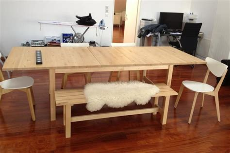 Ikea Tisch Norden by Ikea Table With Norden Bench Search Ikea Ikea