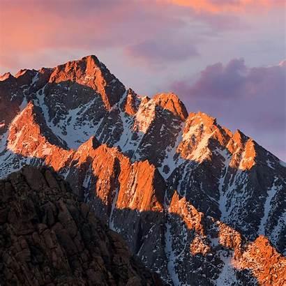 Apple Sierra Mountain Macos Wallpapers Ar65 Wwdc