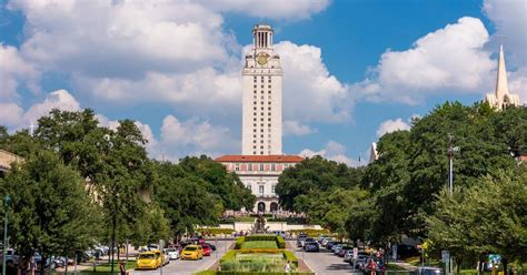 University Of Texas At Austin Online And Campus Degree