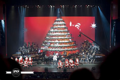 edmonton singing christmas tree northern alberta jubilee