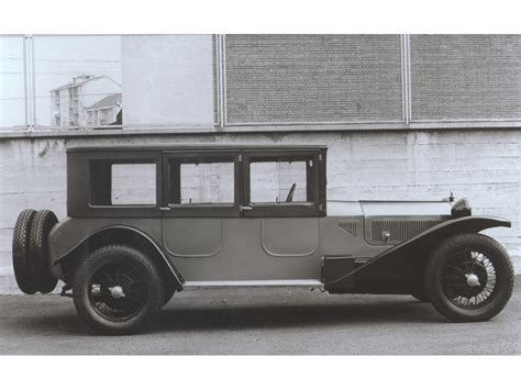 1922 Lancia Lambda Lancia Supercarsnet