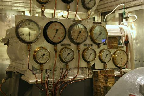 Life In A Ship's Boiler Room