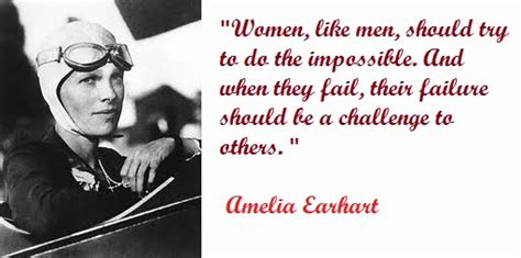 Amelia Earhart Essay  Cfcpoland Amelia Earhart Quotes That Will Inspire You