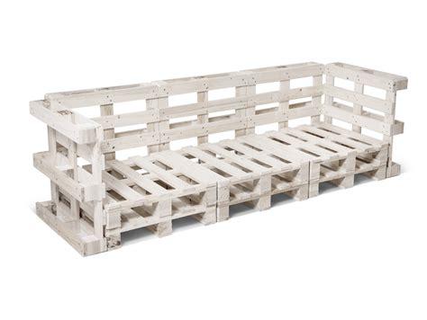 sofa aus paletten paletti 3 sitzer sofa aus paletten wei 223 lackiert