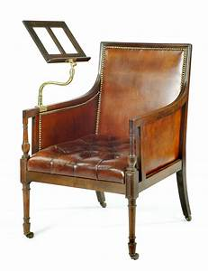 Edwardian, Library, Chair