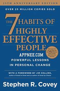 The 7 Habits Of Highly Effective People Hd Pdf  Epub  Azw3
