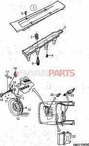 55561132  Saab Dic Direct Ignition Cassette