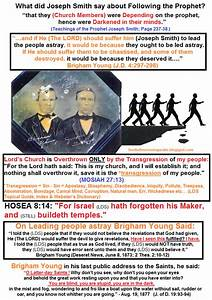Book Of Mormon Speaks From The Dust  D U0026c Section 1  Lds Apostasy Is Foretold In 1831    U201capostasy