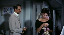 Cary Grant and Sophia Loren in 1958's Houseboat   Sophia loren
