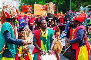 Carnival Of Cultures In Berlin, Germany Editorial ...
