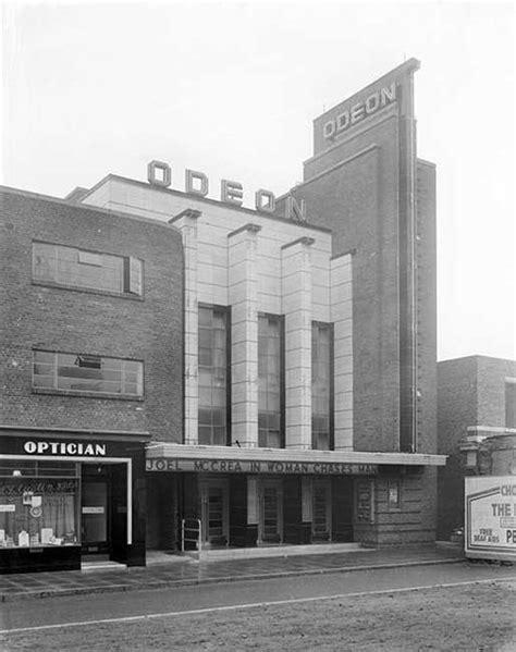 Odeon Chorley in Chorley, GB - Cinema Treasures