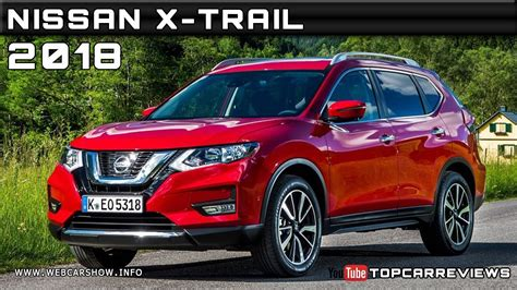 2018 Nissan X-trail Review Rendered Price Specs Release