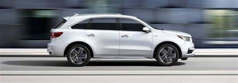 towing capacity    acura mdx