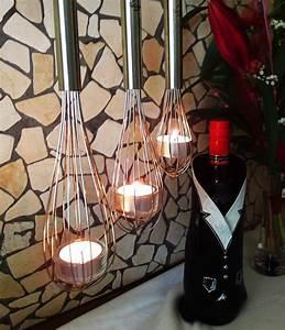 Candle Light Dinner Selber Machen : candle light dinner mit einem schneebesen handmade kultur ~ Orissabook.com Haus und Dekorationen