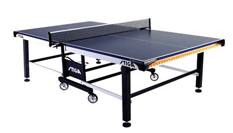 stiga outdoor ping pong table cover stiga professional series expert roller table tennis table