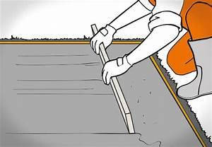 Terrasse Betonieren Dicke : betonplatte gie en in 11 schritten mit der obi anleitung ~ Whattoseeinmadrid.com Haus und Dekorationen