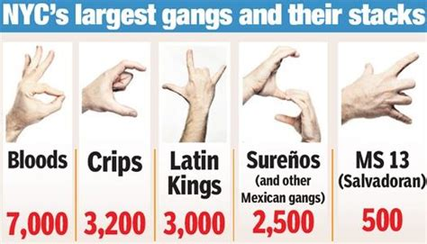 What Does Bk Stand For by A To Z Deadly Slang By Gangs Of New York New York Post