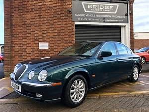 Jaguar S Type : 2002 jaguar s type bridge classic cars ~ Medecine-chirurgie-esthetiques.com Avis de Voitures