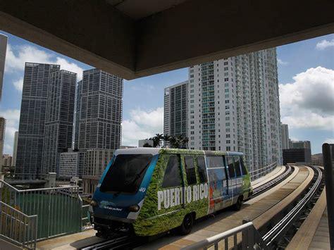 miami dade county transit update metrobus metromover