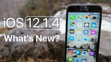 iOS 12.1.4 is Out! – What's New? | Iphone wishlist, Ipad ...