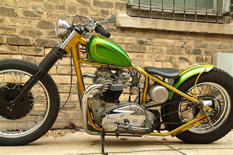 1969 Triumph Bobber