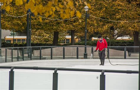 sculpture garden rink skating rinks open at national gallery waterfront