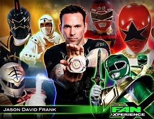 Jason David Frank as Thomas Tommy Oliver{Terrance talks ...