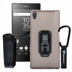 Sony Xperia Z5 Premium TPU Protective Cover With Belt Clip