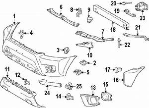 Toyota Tacoma Headlight Parts Diagram  U2022 Downloaddescargar Com