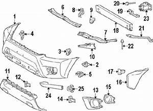 2014 Toyota Tacoma Parts