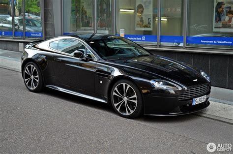Martin Black by Aston Martin V12 Vantage Carbon Black Edition 15 April