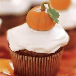 pumpkin cupcakes recipe martha stewart