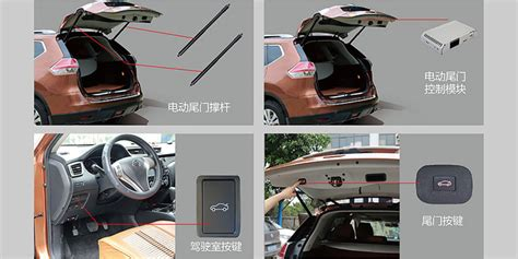 power operated tailgate lift assisting system tl autoease