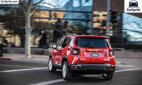 Jeep Renegade 2017 Prices And Specifications In Uae