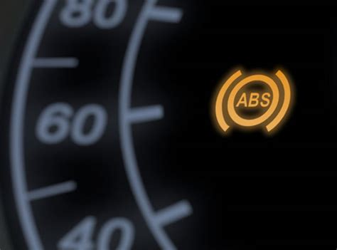 Why Is The Abs Light On In My Car?