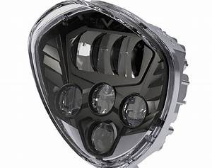 Free Shipping Victory Accessories Led Headlight For