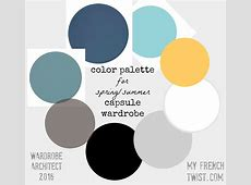wardrobe architect week 9 narrowing the palette My