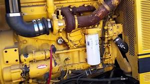 Cat 3116 Cold Start 100kw Generator