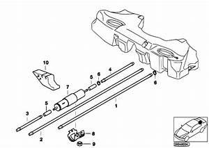 Original Parts For E36 318ti M44 Compact    Fuel Supply
